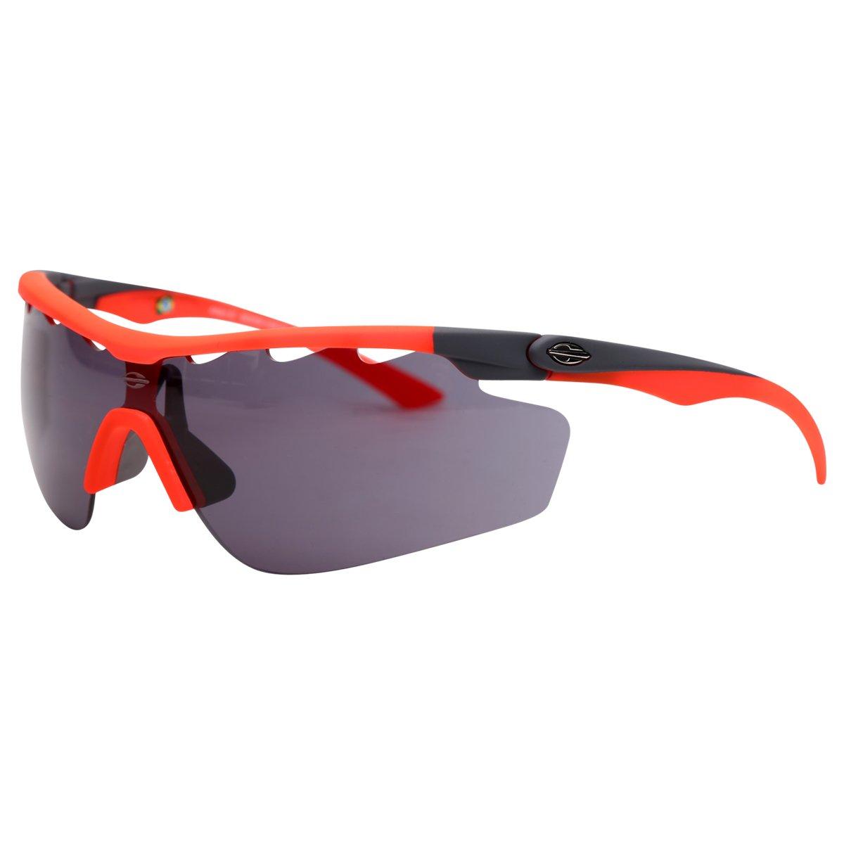 Óculos Mormaii Athlon 3 - Vermelho - Compre Agora   Netshoes f5bac9859f