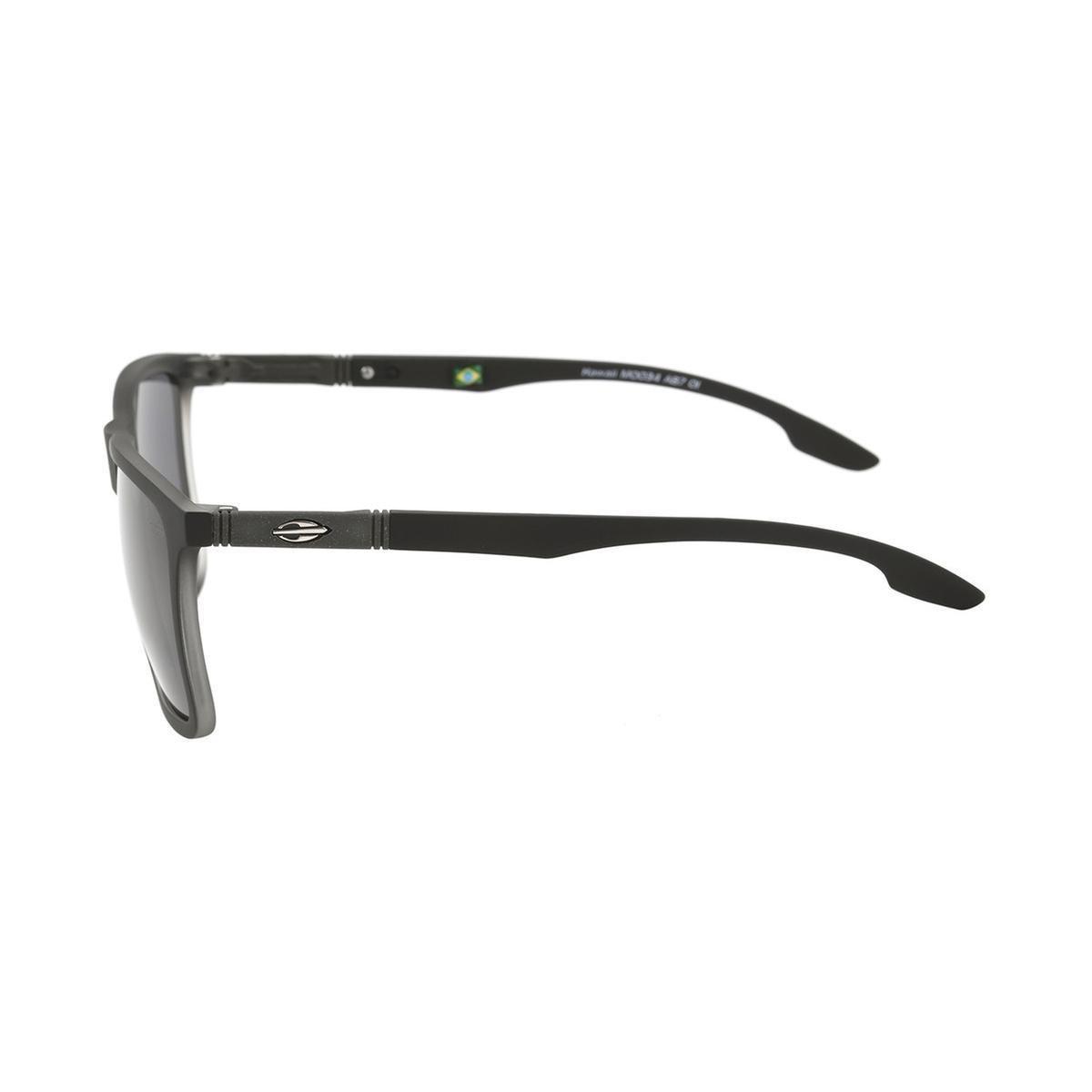 9f1bdfd4cb335 Óculos Mormaii Hawaii - Preto - Compre Agora   Netshoes