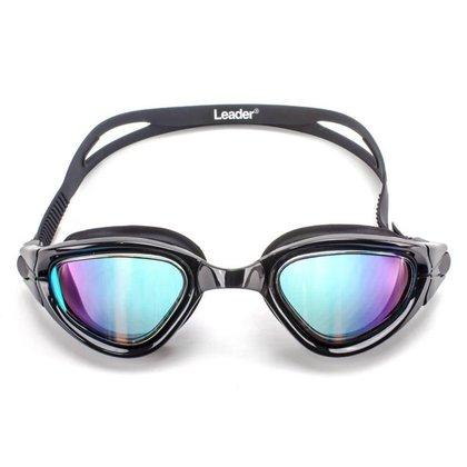 Óculos Natação Espelhado Leader Swell