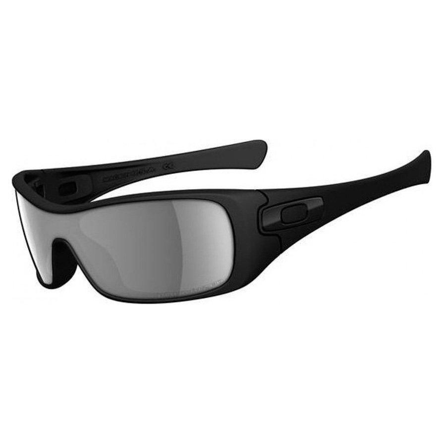f601bd03f89ba Óculos Oakley Antix Matte Black   Grey Polarizado - Compre Agora ...