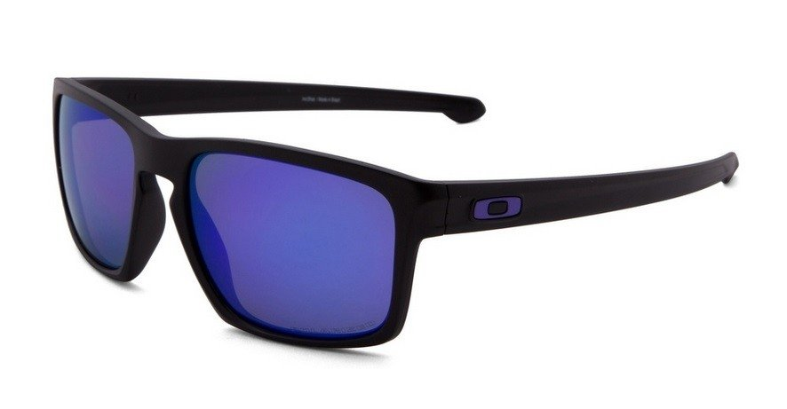 5962907a24f8c Óculos Oakley Catalyst Matte Black W  Violet Irid Polar - Compre ...