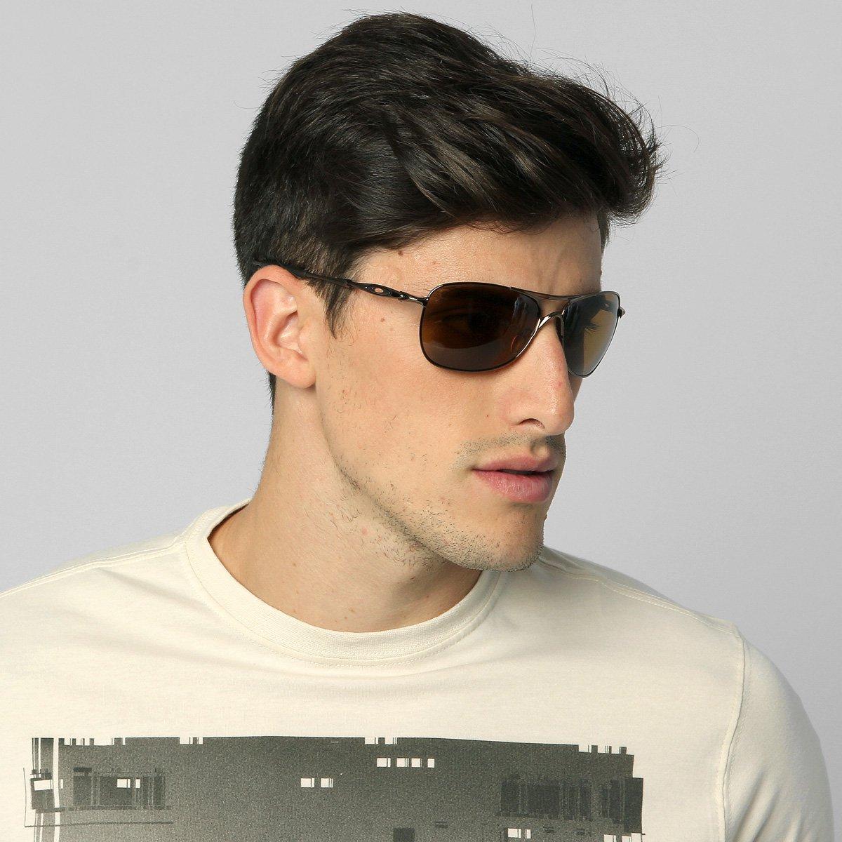 Óculos Oakley Crosshair - Polarizado - Compre Agora   Netshoes 9754cc4cab