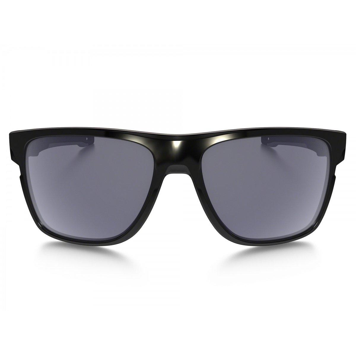 ff8860de9bd07 Óculos Oakley Crossrange XL Polished Black - Compre Agora   Netshoes
