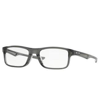 Óculos Oakley de Grau Plank 2.0 -