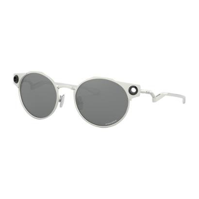 Cupom Desconto Óculos Oakley Deadbolt Satin Chrome W Prizm Black Oakley