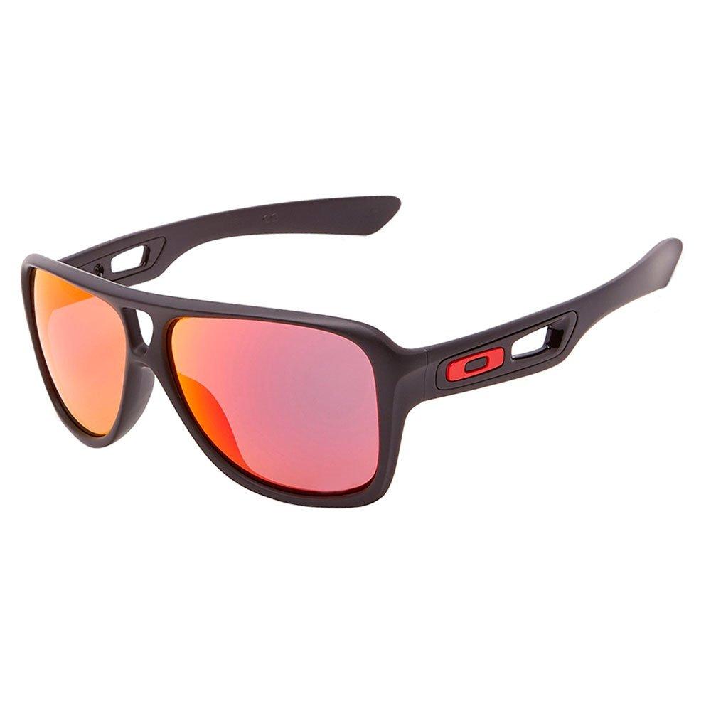 d1fbdae17 Óculos Oakley Dispatch II Matte Black / Ruby Iridium | Netshoes