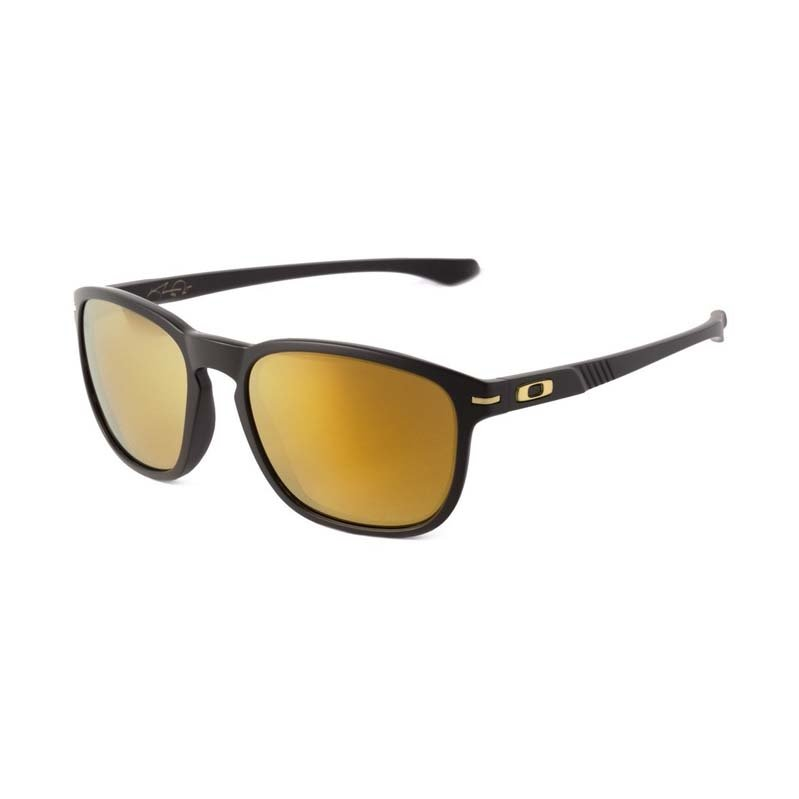 23700a4354e6a Óculos Oakley Enduro - Matte Black - Lente 24K Iridium - Compre Agora