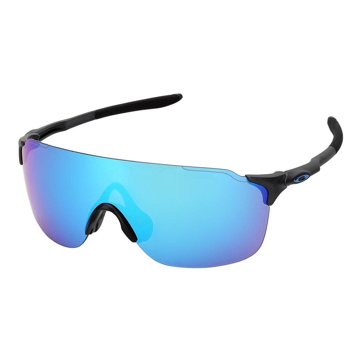 77948e7ddd0d1 Óculos Oakley Evzero Stride Iridium Polarizado - Compre Agora