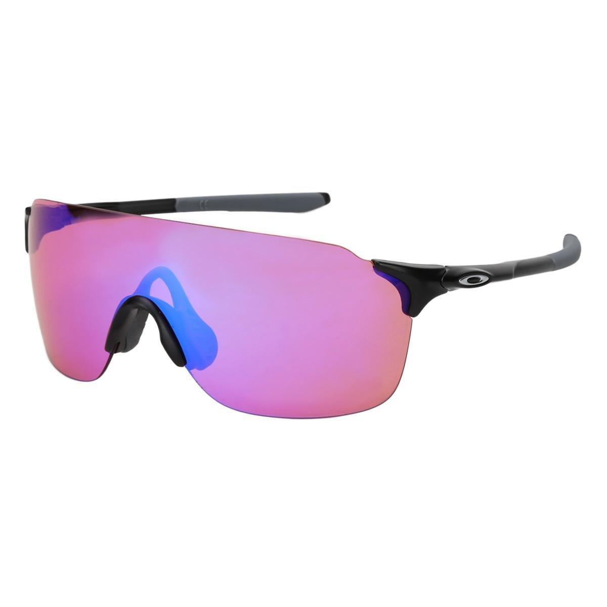 009e38fd988cd Óculos Oakley Evzero Stride Prizm Trail - Preto - Compre Agora ...