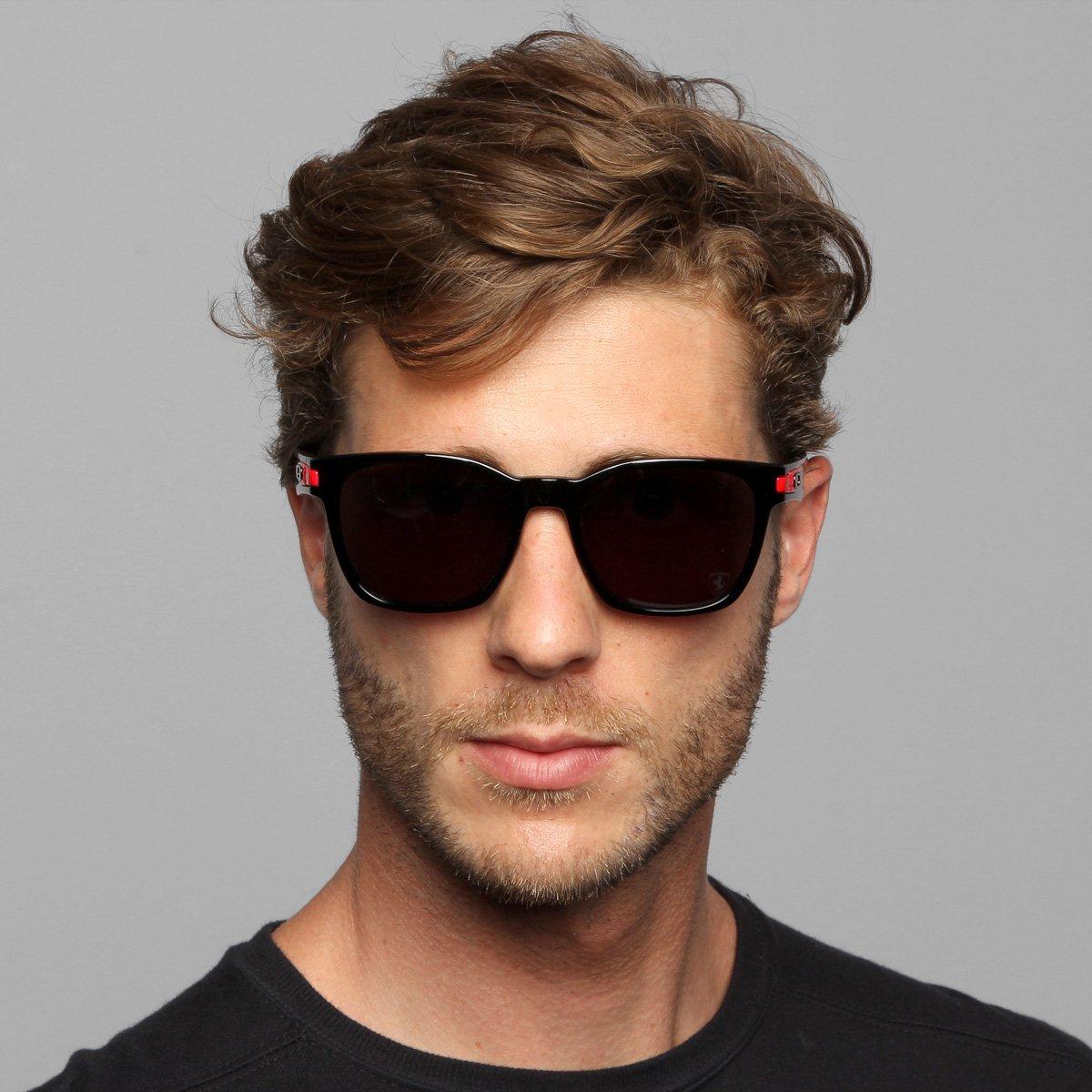 Óculos Oakley Ferrari Garage Rock - Compre Agora   Netshoes 94c69286b2
