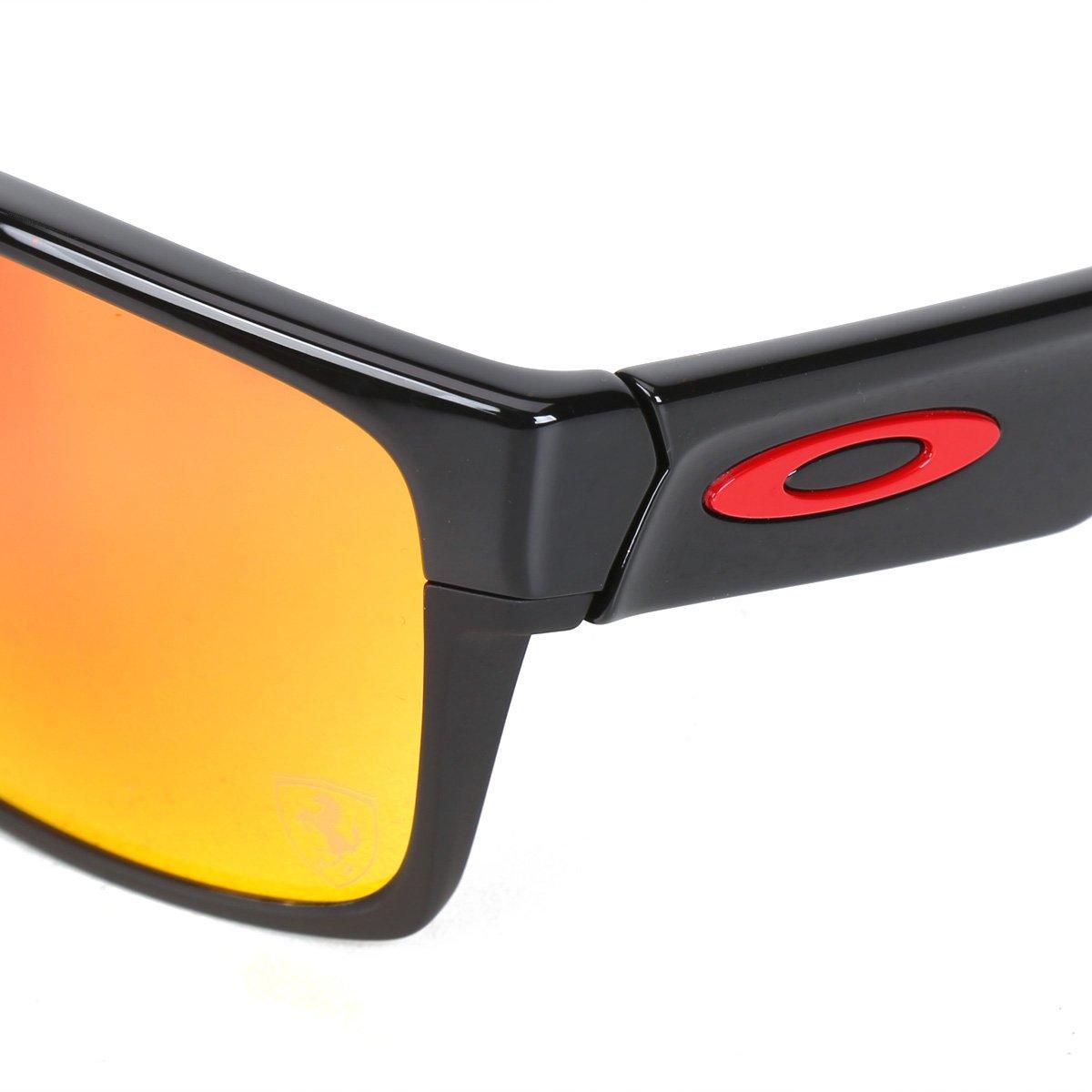 b2f45009be92a Óculos Oakley Ferrari TwoFace Polished Ruby Iridium - Compre Agora ...