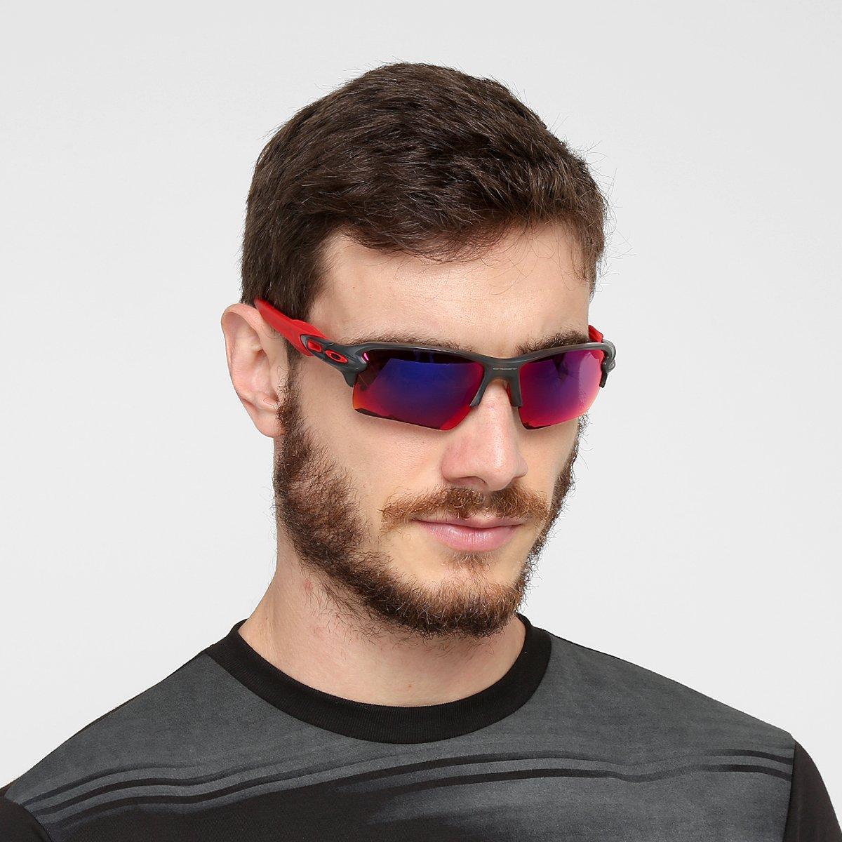 3dc59590f3001 Óculos Oakley Flak 2.0 XL - Prizm - Compre Agora   Netshoes