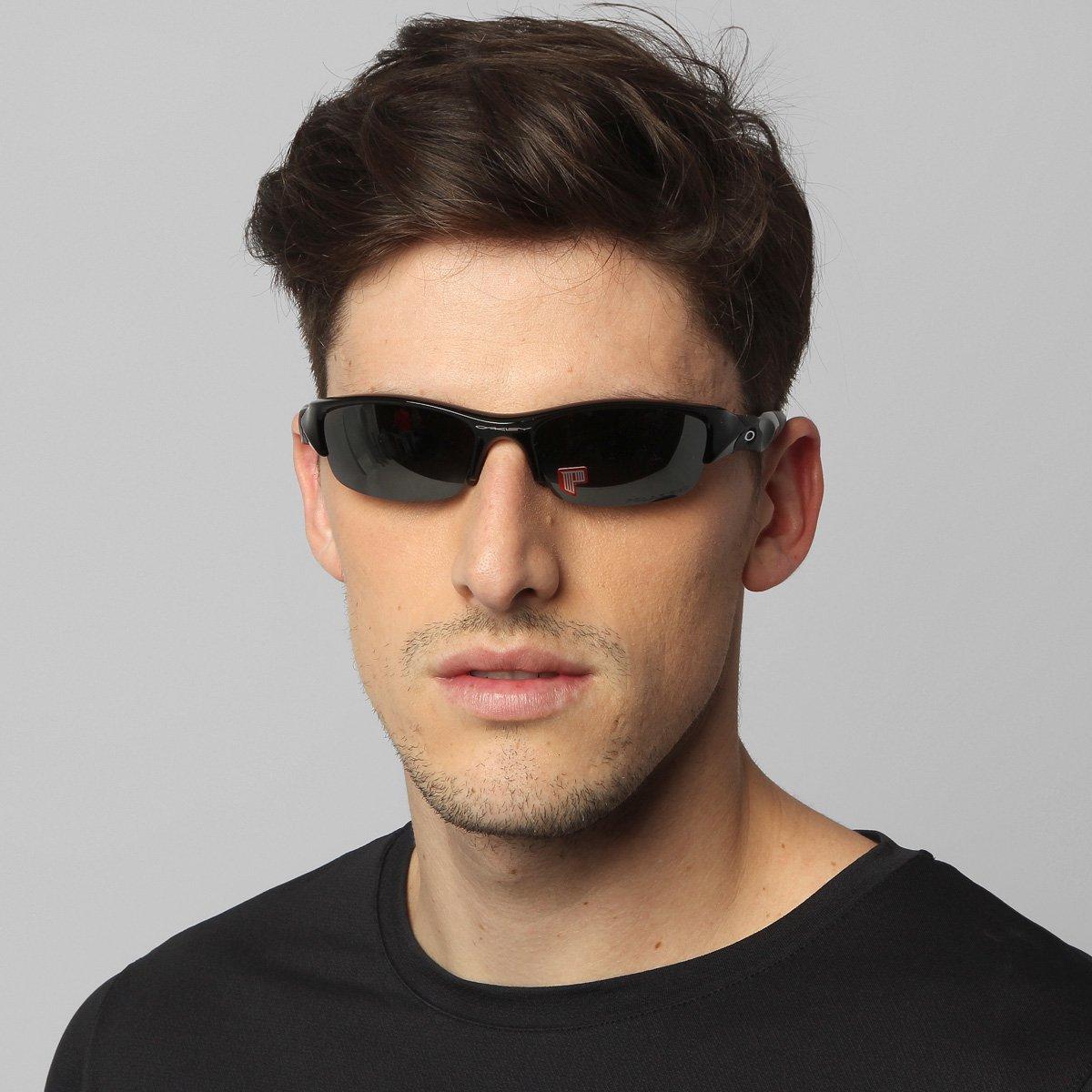 20b423ddfc789 Óculos Oakley Flak Jacket - Polarizado - Compre Agora   Netshoes