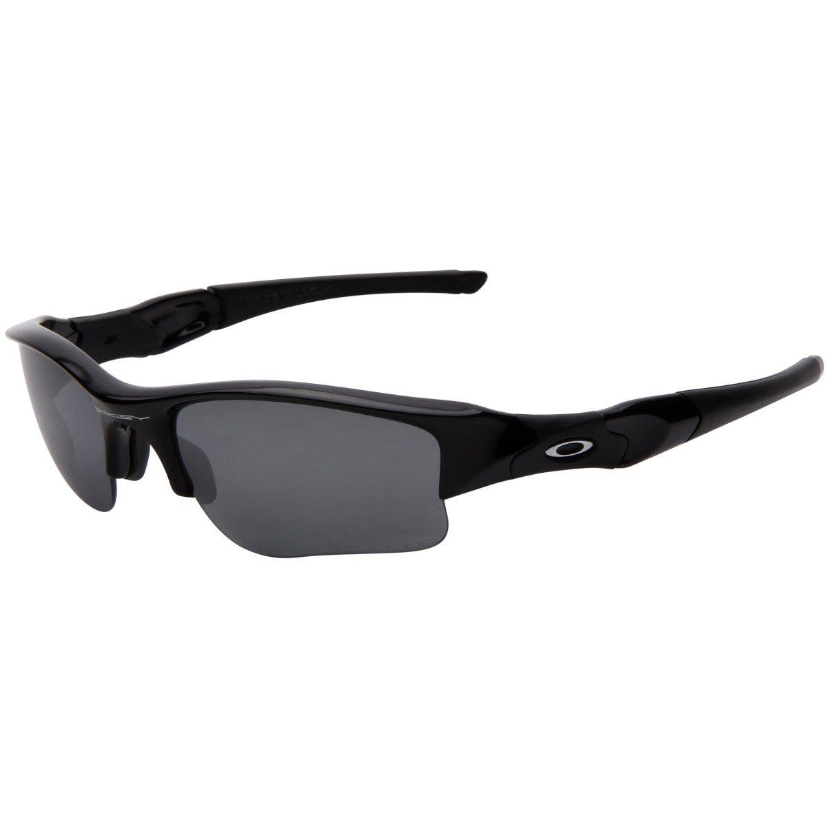 Óculos Oakley Flak Jacket XLJ - Polarizado - Compre Agora   Netshoes 5c10a2480b