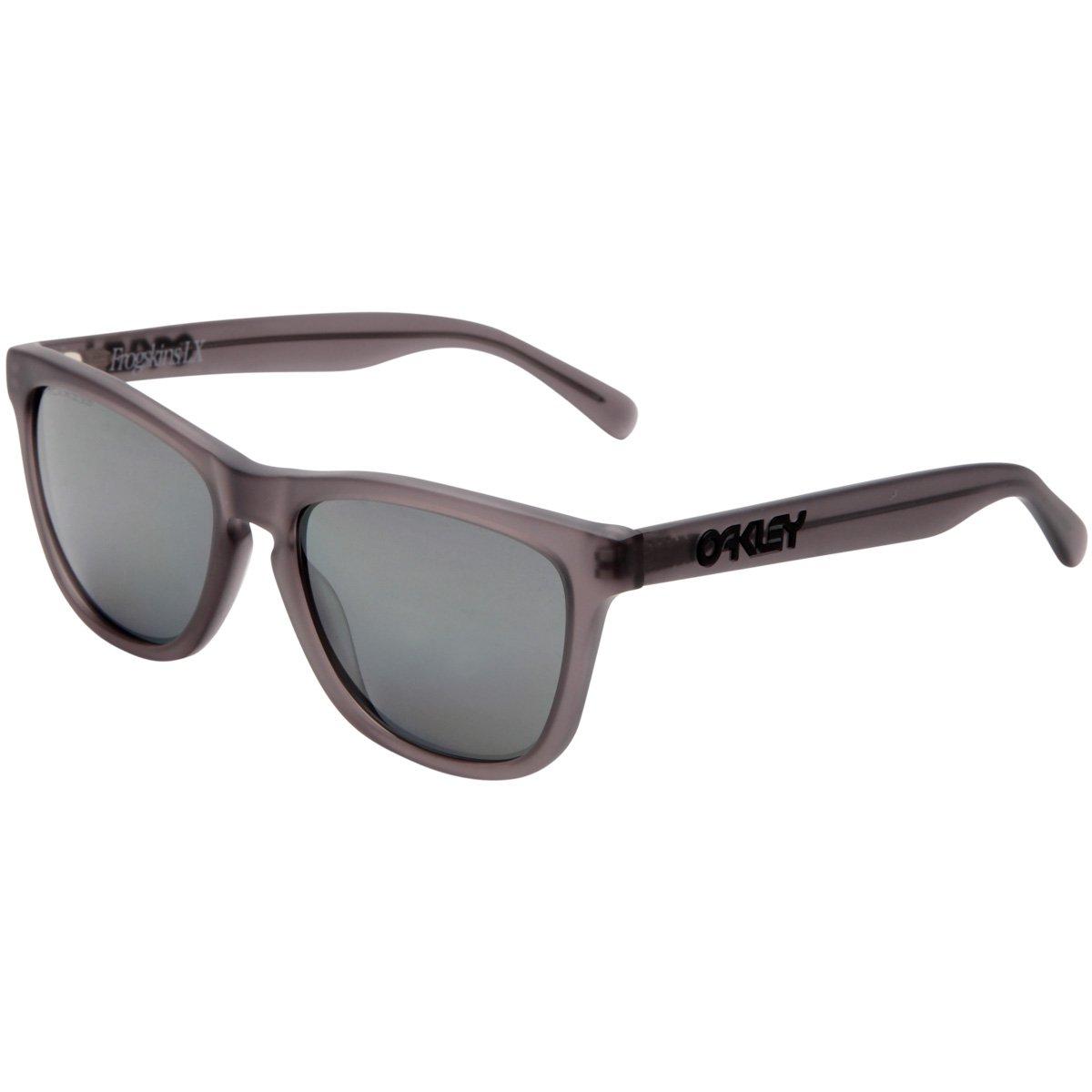 7bb82f0a256c9 óculos Oakley Deviation - Iridium Polarizado. Óculos de Sol Oakley Thinlink Iridium  Polarizado - Unissex