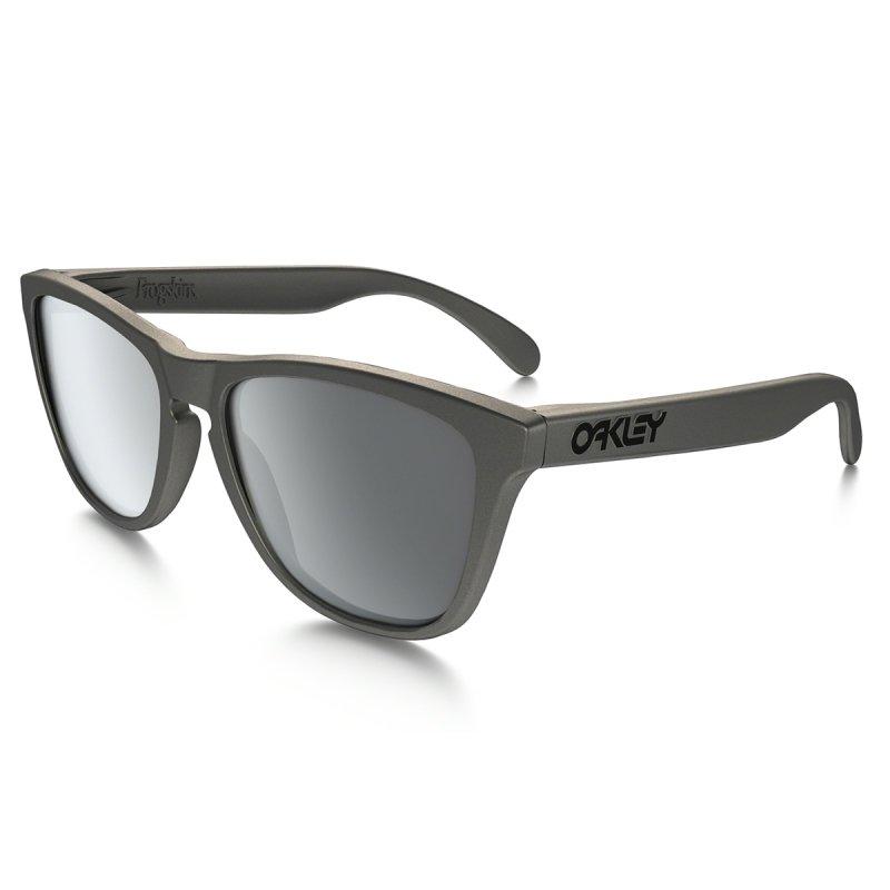 Óculos Oakley Frogskins Metals Collection Lead Iridium - Compre Agora    Netshoes 8414c4389b