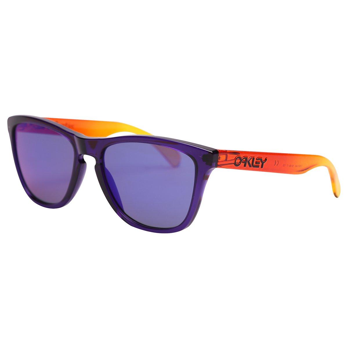 aaed24ccd2a2f Óculos Oakley Frogskins Surf Irdium-OO9013 - Compre Agora   Netshoes