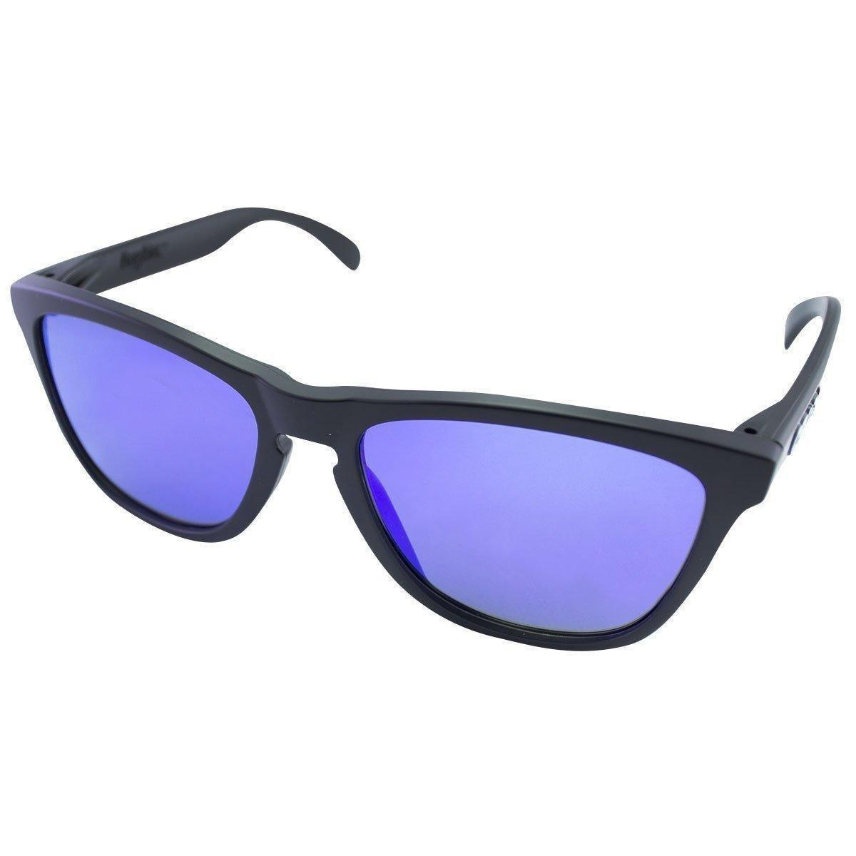 9f941e99fb11f Óculos Oakley Frogskins - Roxo - Compre Agora