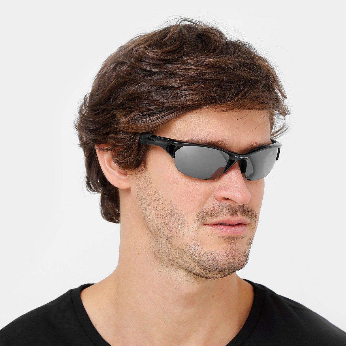 4f12fc9b6a09c Óculos Oakley Half Jacket 2.0 - Polarizado - Compre Agora   Netshoes
