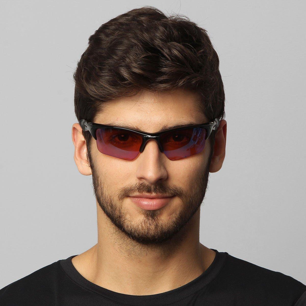5fb37690a5859 Óculos Oakley Half Jacket 2.0 XL - Iridium - Compre Agora   Netshoes