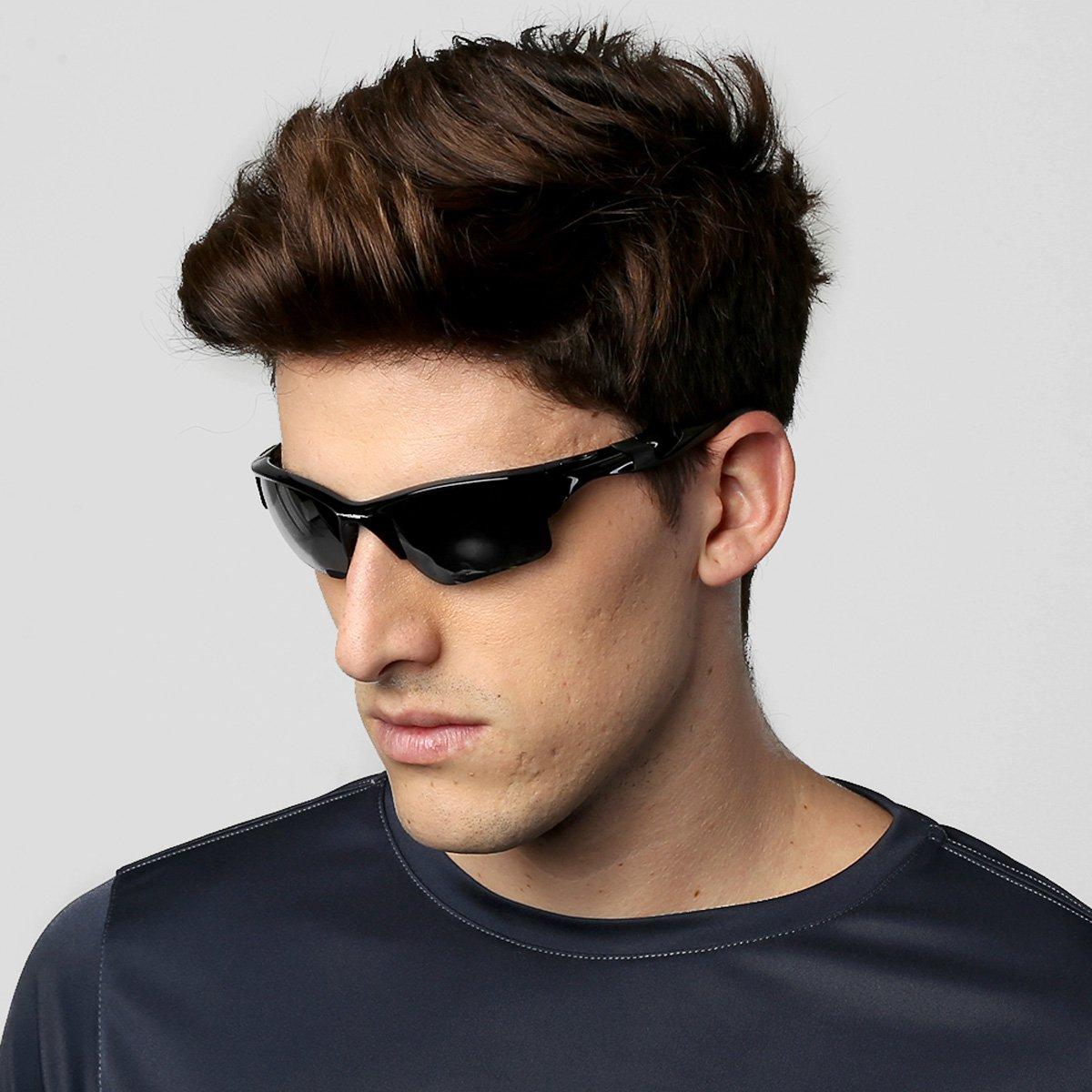487d40c848965 Óculos Oakley Half Jacket 2.0 XL - Polarizado - Compre Agora   Netshoes