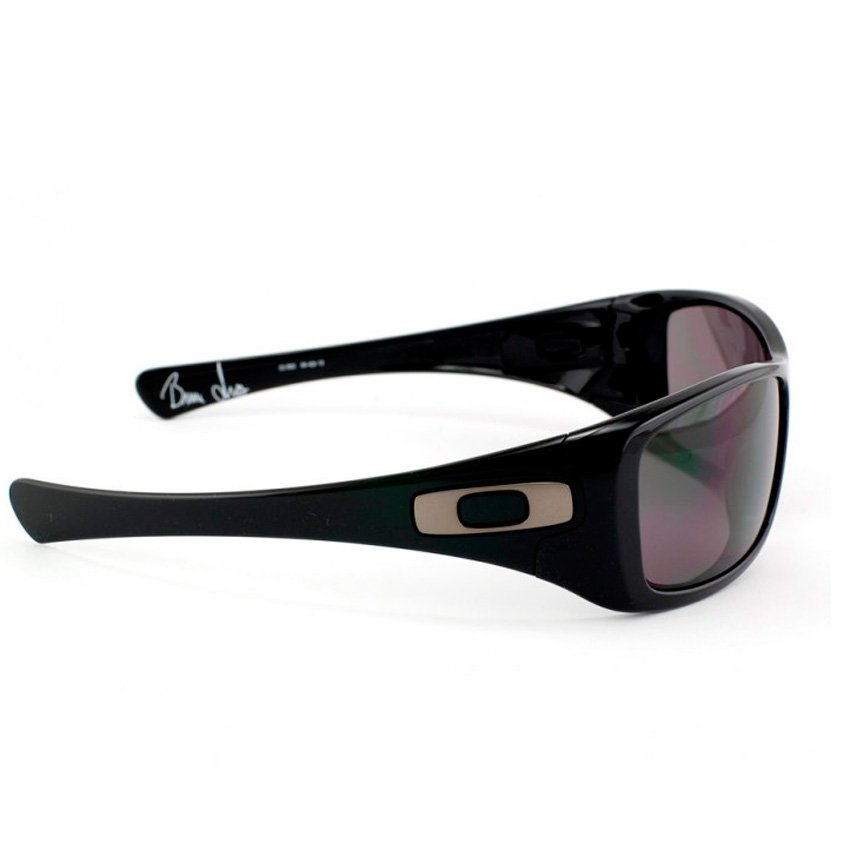 eeb2b3585be20 Óculos Oakley Hijinx Bruce Irons Polished Black - Compre Agora ...