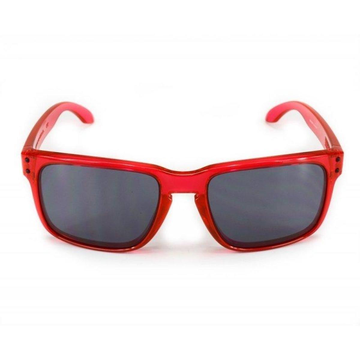 Óculos Oakley Holbrook Crystal Grey  Óculos Oakley Holbrook Crystal Grey 395450923d