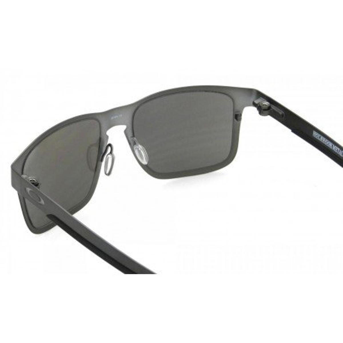 ede430c6f2f4f Óculos Oakley Holbrook Metal Polarizado OO4123-06 - Compre Agora ...