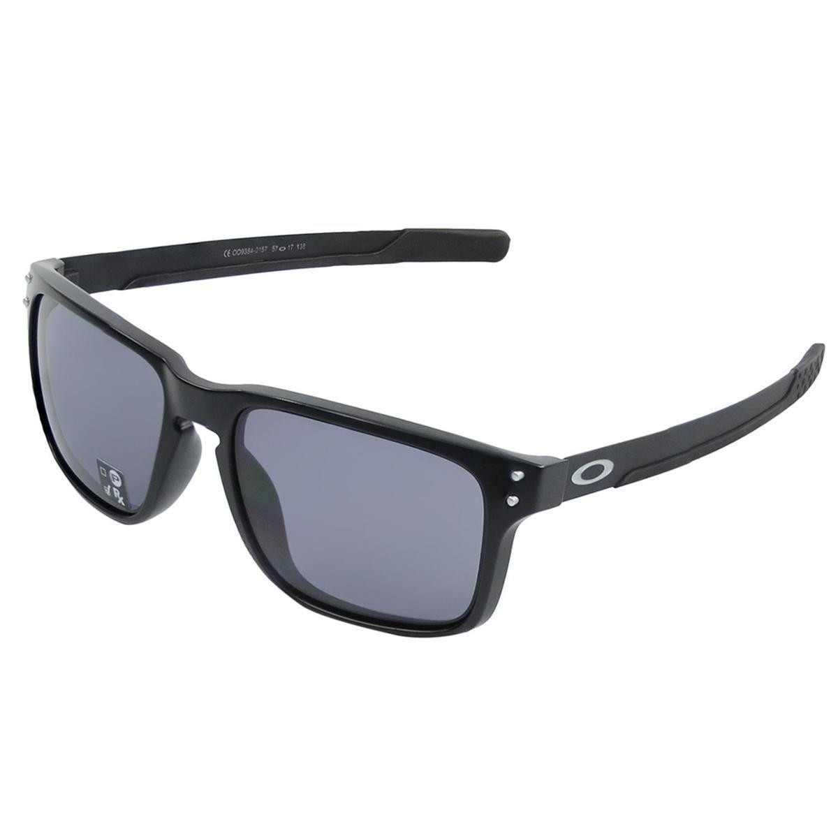 a881b79031618 Óculos Oakley Holbrook Mix - Preto - Compre Agora