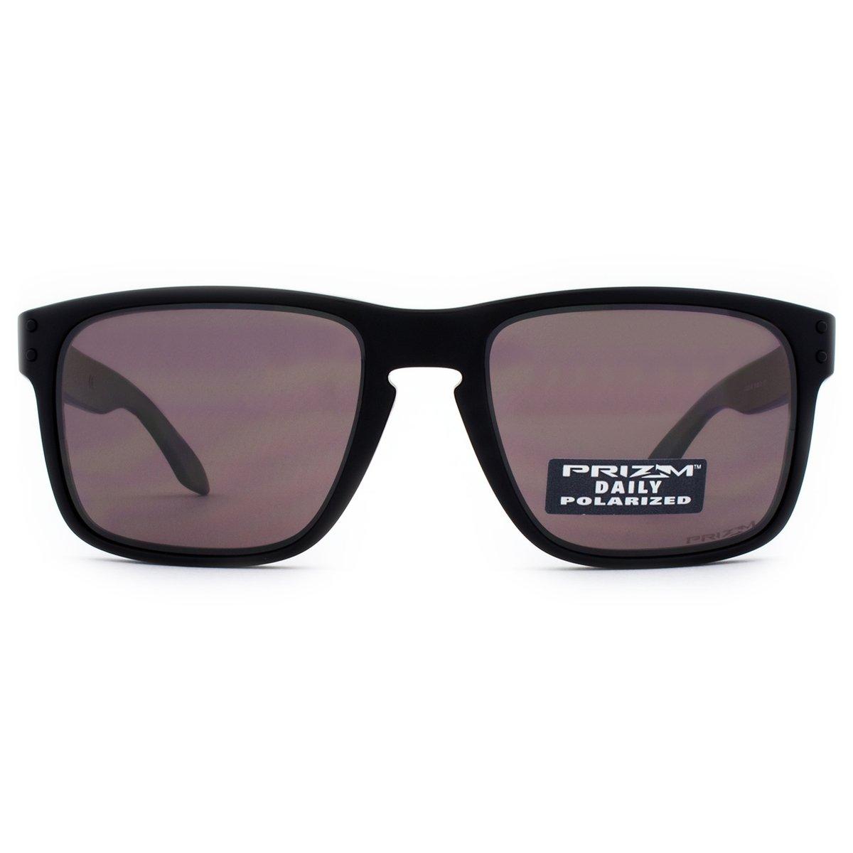 2841d63e72edb Óculos Oakley Holbrook Polarizado OO9102 90 55 - Compre Agora