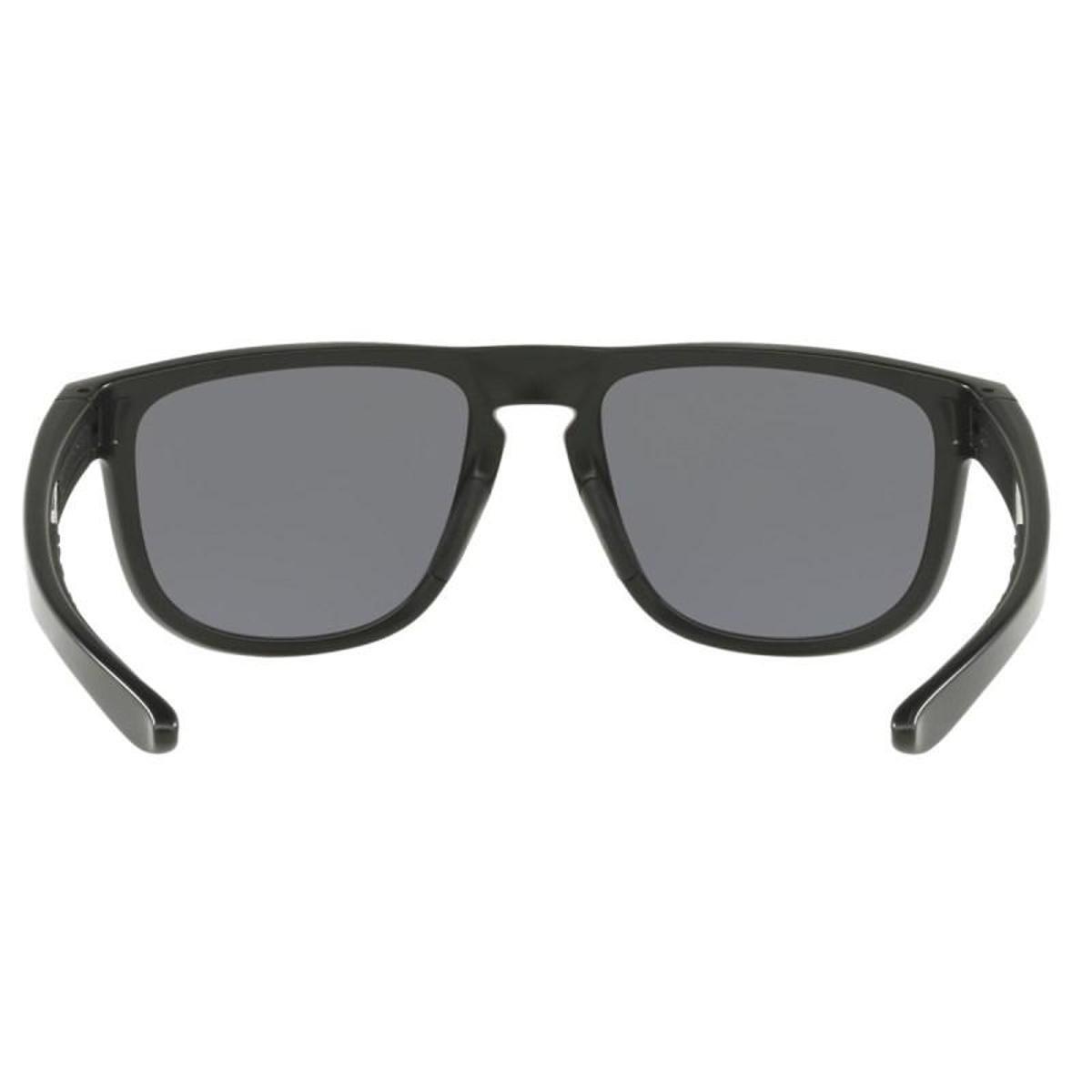 ef5b91d6f5cfa Óculos Oakley Holbrook R Matte Black   Grey 9377- - Preto - Compre ...