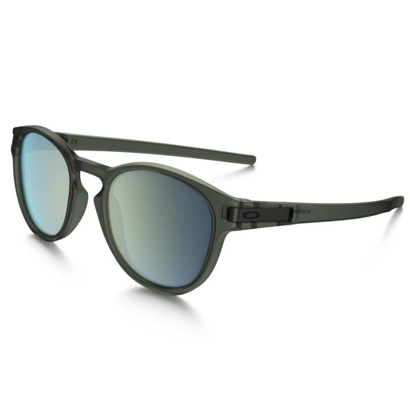 2b50c9960 Óculos Oakley Latch Matte Olive Ink Iridium | Netshoes