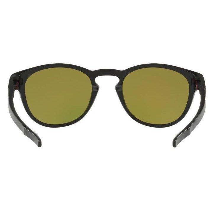 7adb76e9dcb13 Óculos Oakley Latch - Prizm Ruby - Matte Black - Compre Agora   Netshoes
