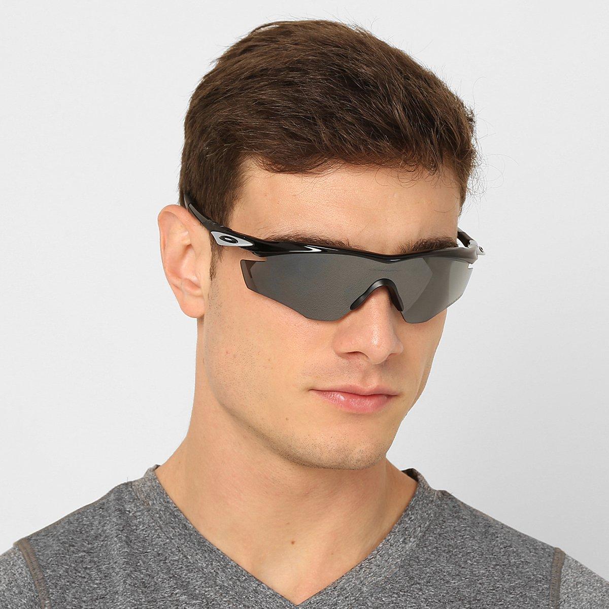 65f6b6ac6949b Óculos Oakley M2 Frame - Iridium Polarizado - Compre Agora   Netshoes