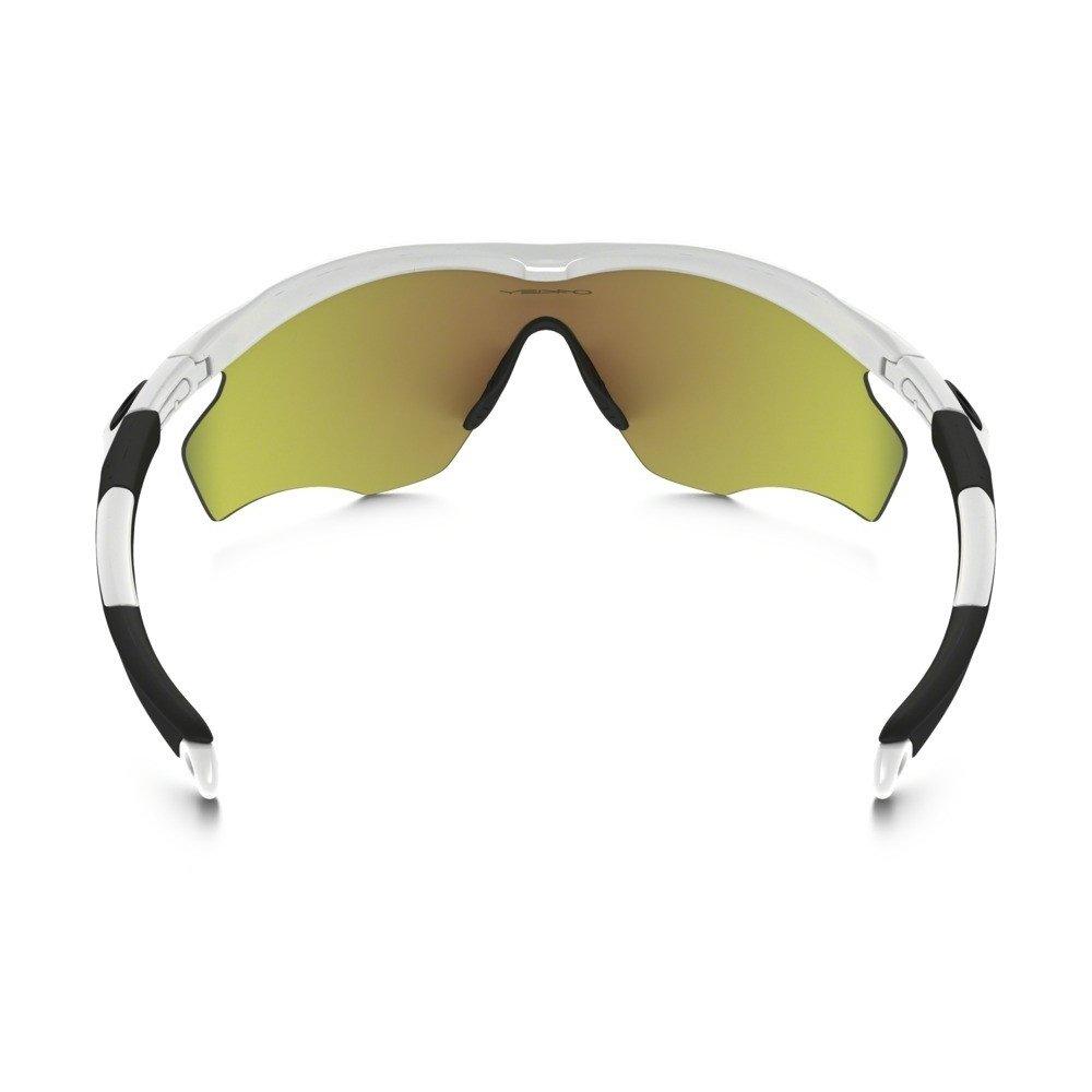 b7a4fcf0aa121 Óculos Oakley M2 Frame Xl Polishedwhite Fireird - Compre Agora ...