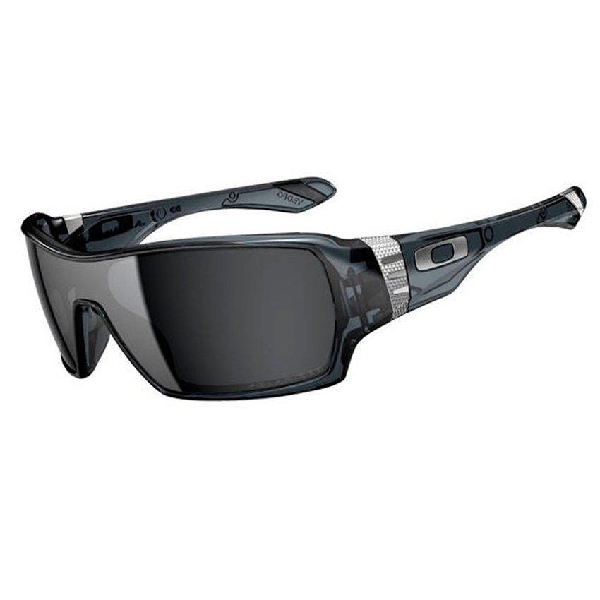 7dfe3943872e1 Óculos Oakley Offshoot Crystal Black   Black Iridium Polarizado - Compre  Agora