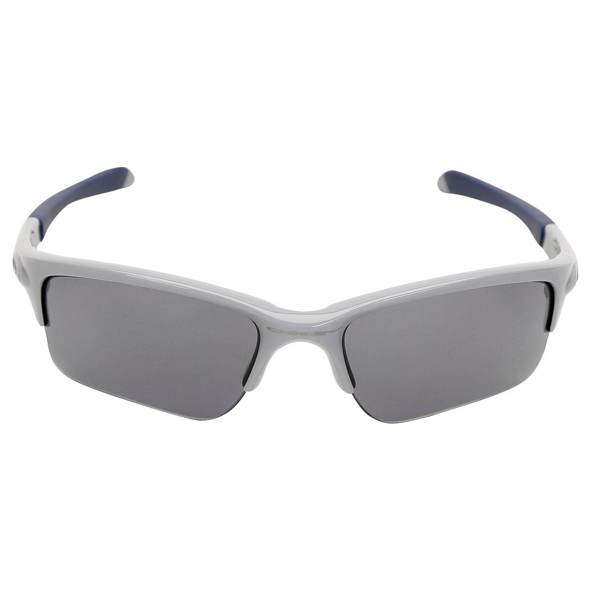 Óculos Oakley Quarter Jacket - Iridium - Compre Agora   Netshoes 51c9831a8a