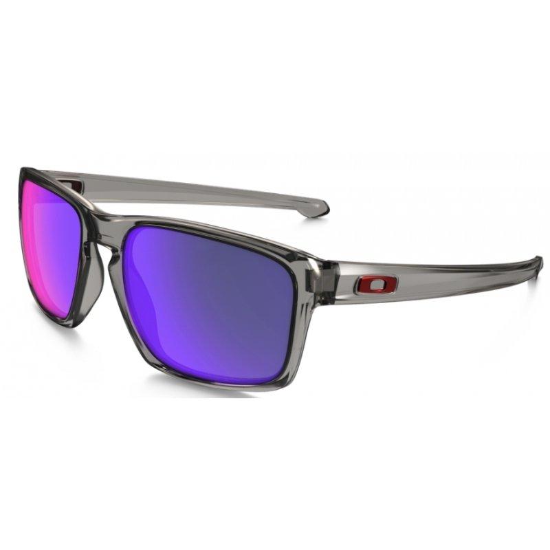 80d693758a6e9 Óculos Oakley Sliver Grey Smoke iridium Polarized - Compre Agora ...