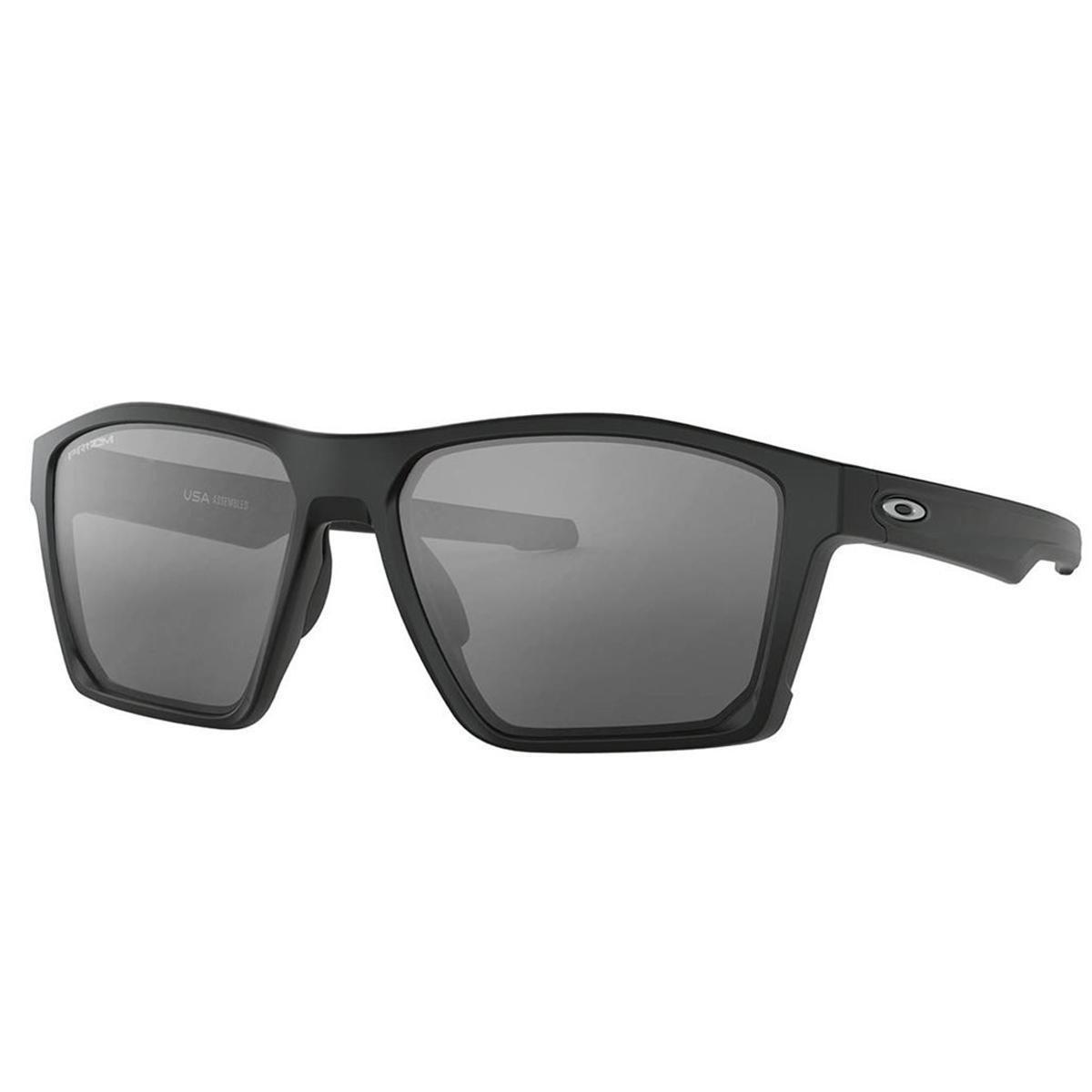 06d21b24cb1e5 Óculos Oakley Targetline Matte Black   Prizm Black - Preto - Compre Agora