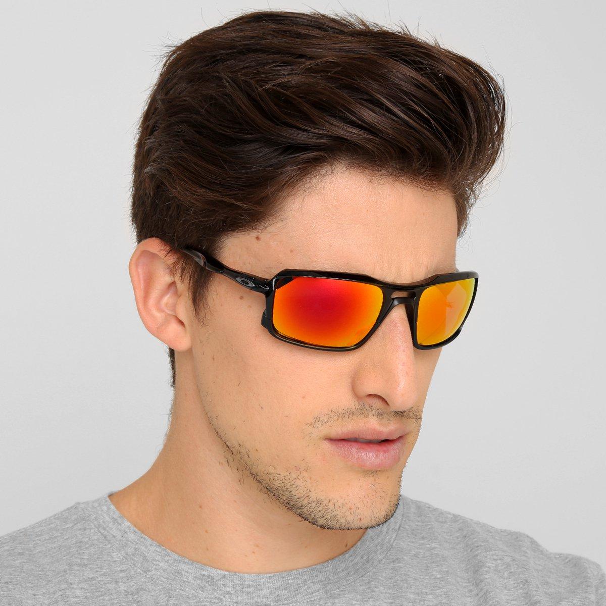 Óculos Oakley Triggerman-Iridium - Compre Agora   Netshoes da9737a3e2