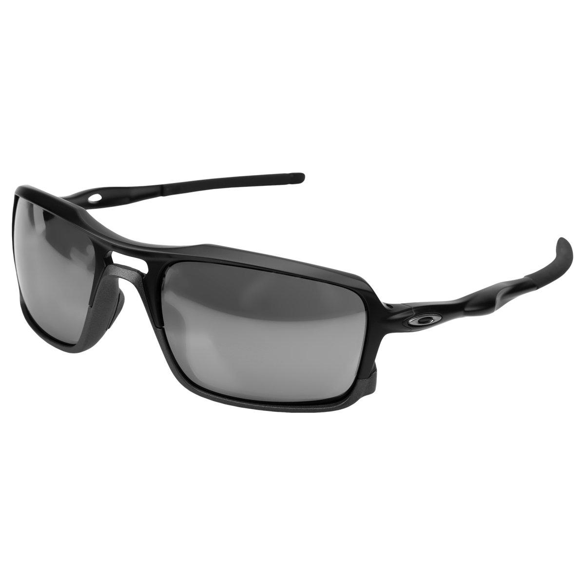 ee786f8374c60 Óculos Oakley Triggerman-Iridium - Compre Agora