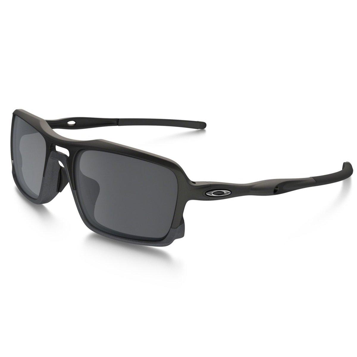 fa35b4b645abc Óculos Oakley Triggerman Matte Black Black Iridium - Compre Agora ...