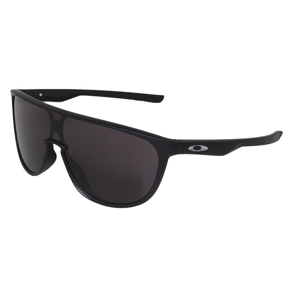 c2113c1934693 Óculos Oakley Trillbe Matte Black W  Warm Grey - Compre Agora