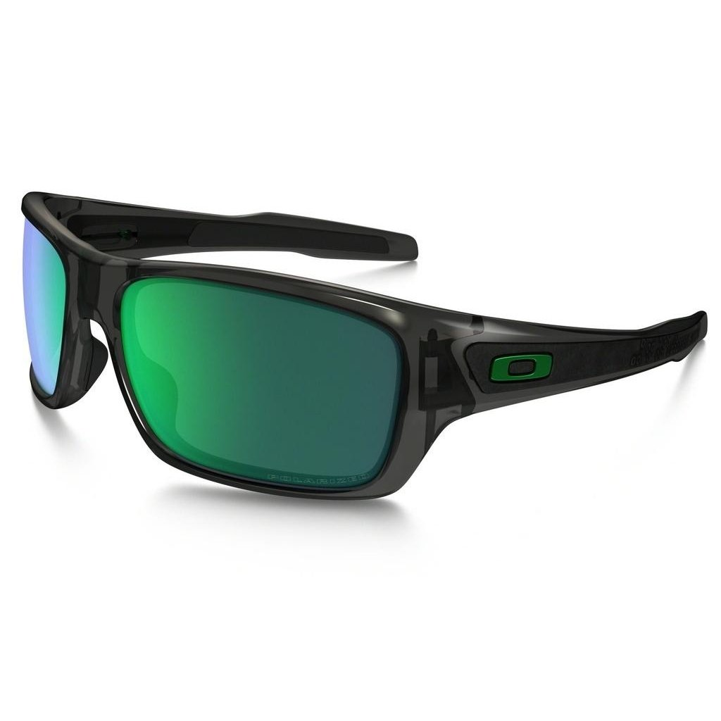 Óculos Oakley Turbine Grey Smoke W  Jade Polarized - Compre Agora ... 1ce9276515