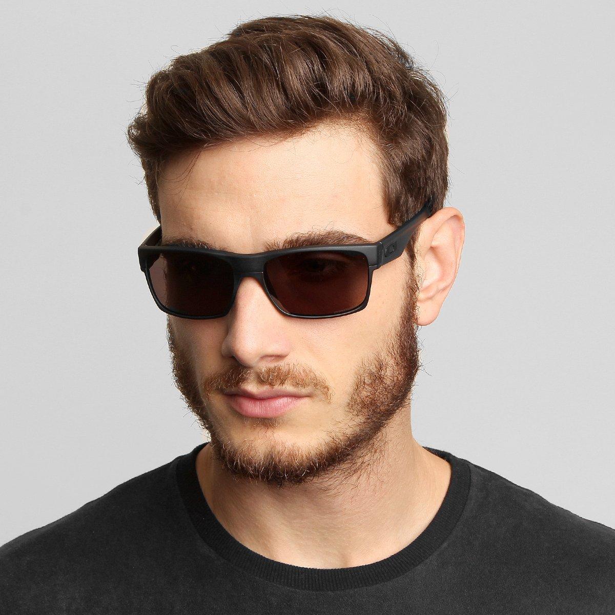 c73ca79314e76 Óculos Oakley Two Face Covert Matte - Prizm Daily Polarizado ...