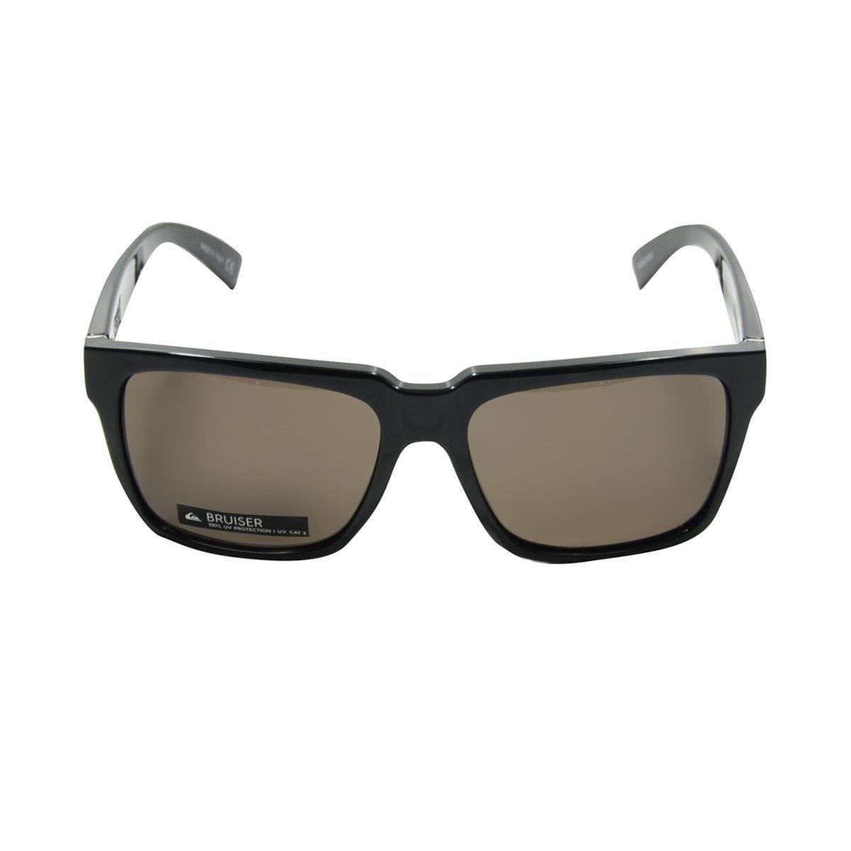 Óculos Quiksilver Bruiser - Preto e Cinza - Compre Agora   Netshoes 38996f54ab