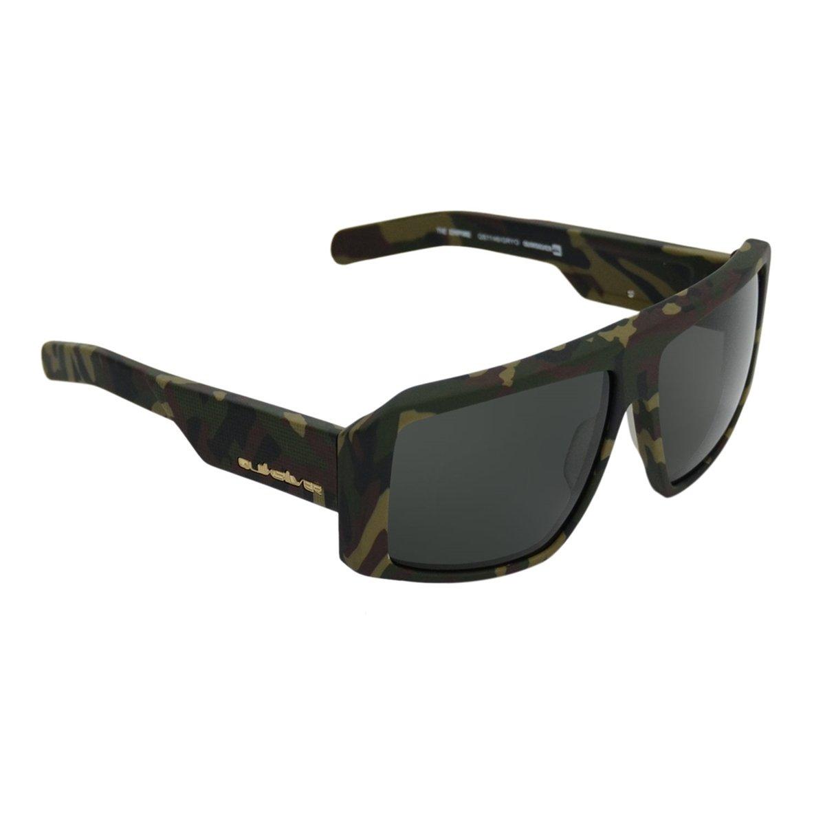 f2077eb7fa5c4 Óculos Quiksilver Empire Black Camo - Compre Agora