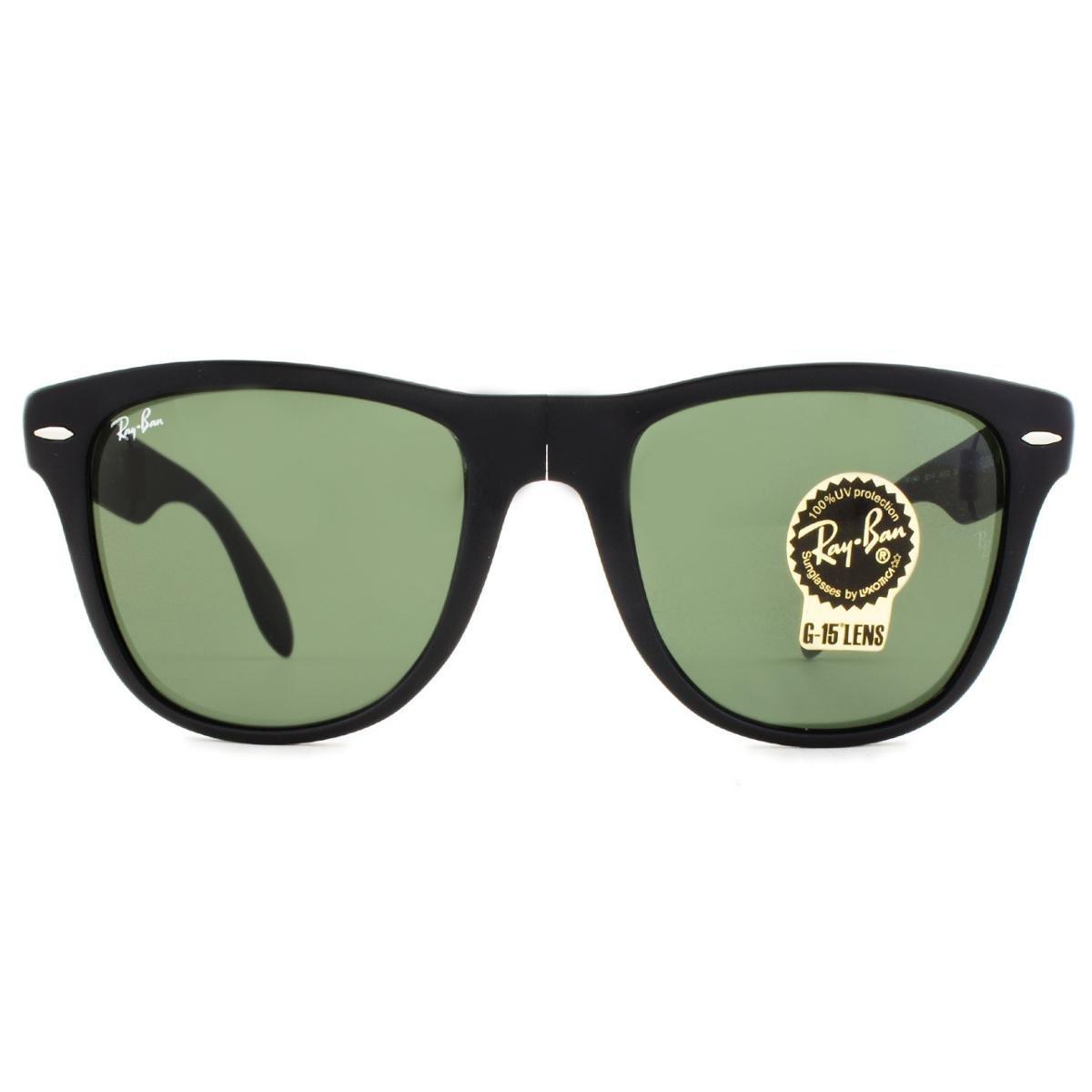 e4a8677ee Óculos Ray Ban Wayfarer Folding/Dobrável RB4105 601S-54 | Netshoes