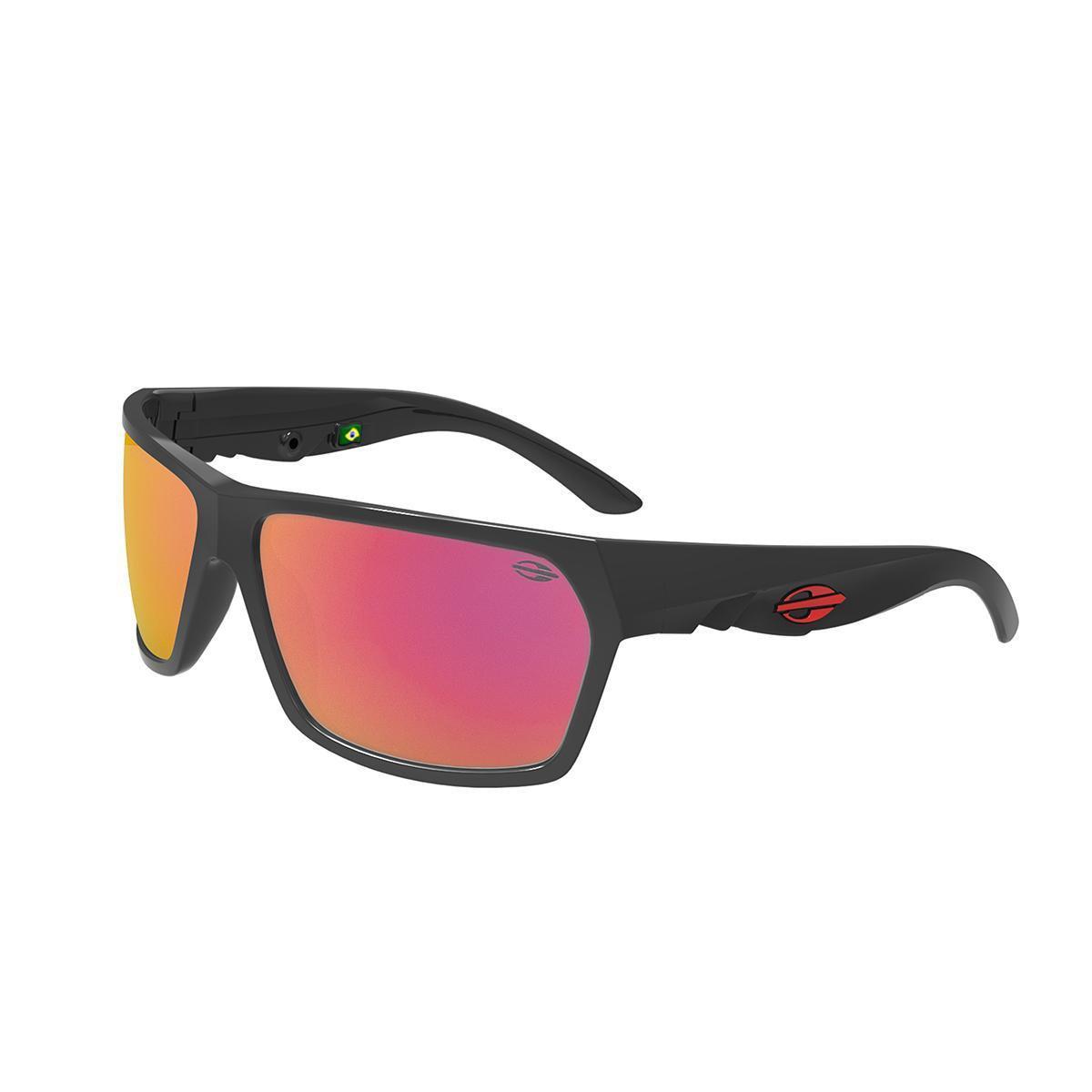 0c35e0122b39c Oculos Sol Mormaii Amazonia 2 - Preto e Vermelho - Compre Agora ...