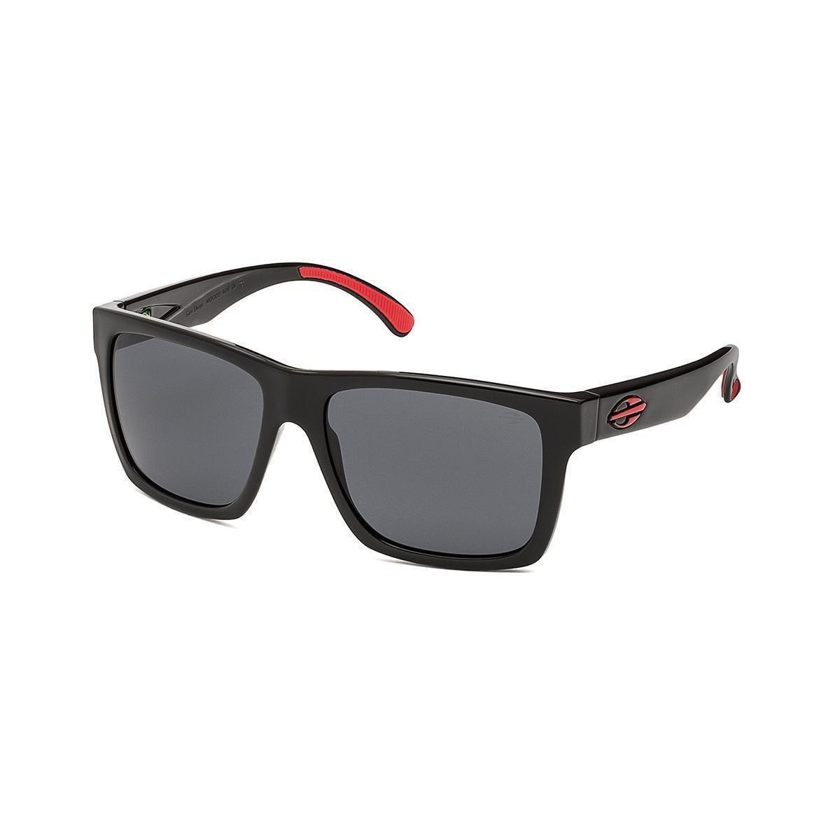 b2560bc0e26a8 Oculos Sol Mormaii San Diego - Preto e Vermelho - Compre Agora ...